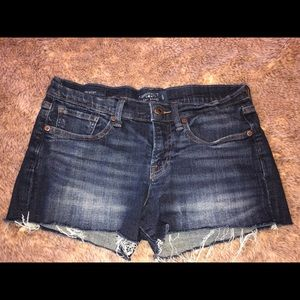 Lucky Brand Jean Shorts